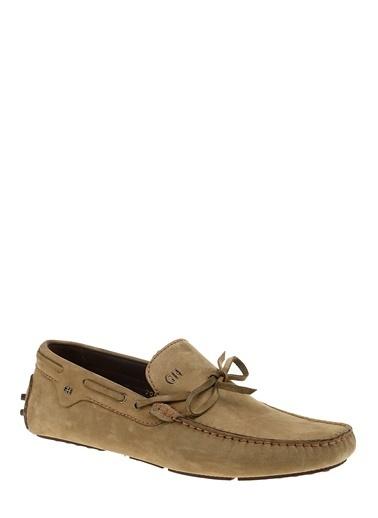 George Hogg Loafer Ayakkabı Haki